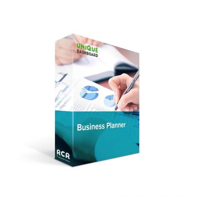 Software de Gestão Business Planner RCR Contabilidade