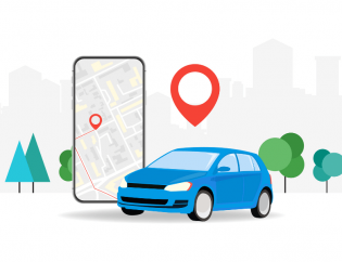 drop-off empresa parceiro uber